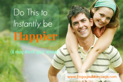 Do This to Instantly Be Happier