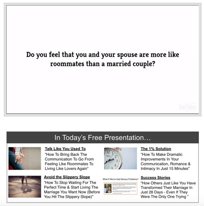 Free Video Training on Communication