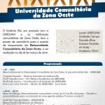 universidade comunitaria