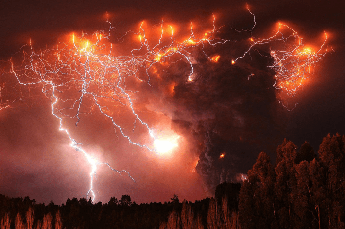 Eruption of the Calbuco volcano in Chile, April 22nd, 2015 (Understanding Volcanic Eruptions)