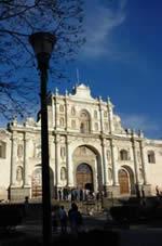 1 day tour - Antigua Guatemala