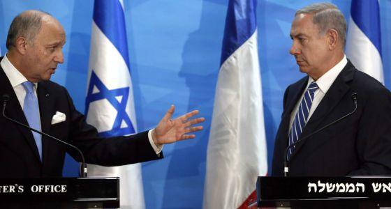 Fabius Netanyahu