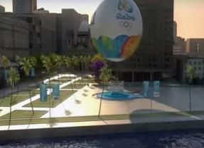 Espaço Rio de Janeiro opening at the Olympic Boulevard