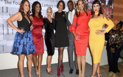 'The Foundation For Letters' celebró su quinta gala dando honor a las mujeres de color en Nueva York