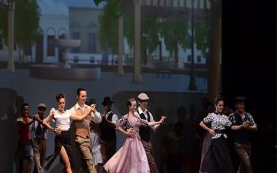 """La compañía de danza Argentina Estampas Porteñas enamora al público con """"Deseos"""""""