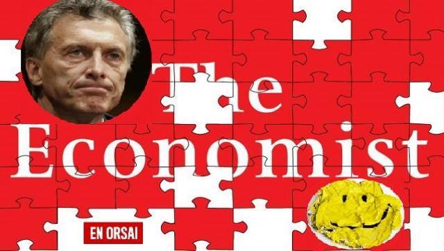 "The Economist: Macri está ""desesperado"" por mostrar ""buenas noticias"""