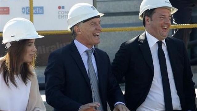 Soterramiento del Sarmiento: nos costará a todos los argentinos $45 mil millones y los cobrará el primo de Macri