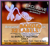 Around Barolo in 32 Labels