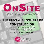Bloguers de construcción