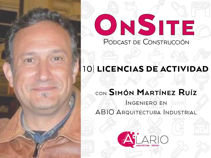 Entrevista sobre licencias de actividad