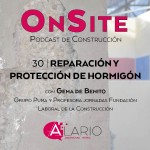 Reparación de hormigón   Entrevista OnSite Podcast de Construcción