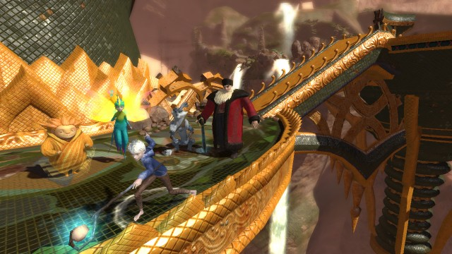 Rise of the Guardians: The Video Game  - Screenshot