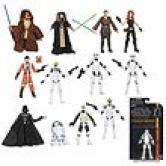 Star Wars Black Series 3 3/4-Inch Action Figures Wave 2 Case
