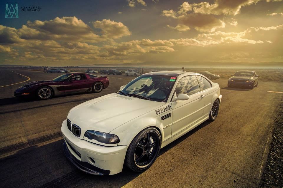 HPF Turbo E46 M3 – 730whp Monster in Cali