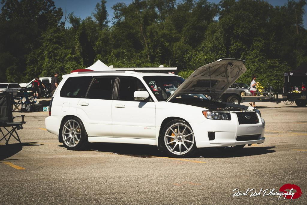 STi swapped Forester – Mental Wagon
