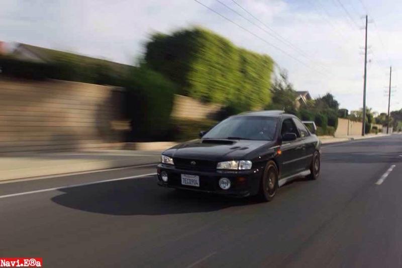 99 Subaru Impreza 2.5RS – full STi swap – For Sale