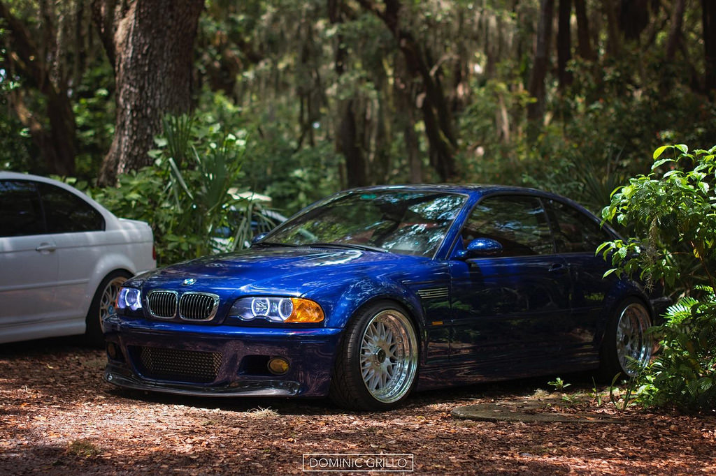 AA Stage 2 E46 M3 – Most Gorgeous Interlagos Blue M3