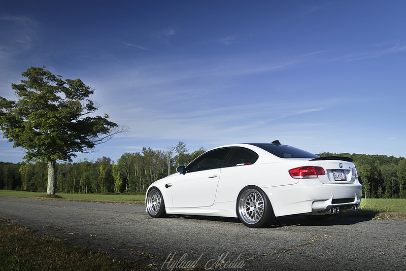 ESS supercharged E92 M3
