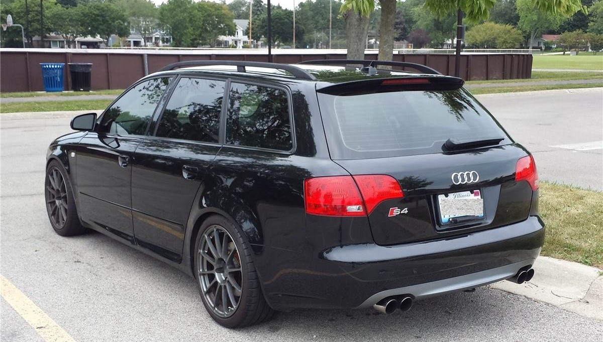 Phantom Black B7 S4 Avant – Mods and Preventative Maintenance Done