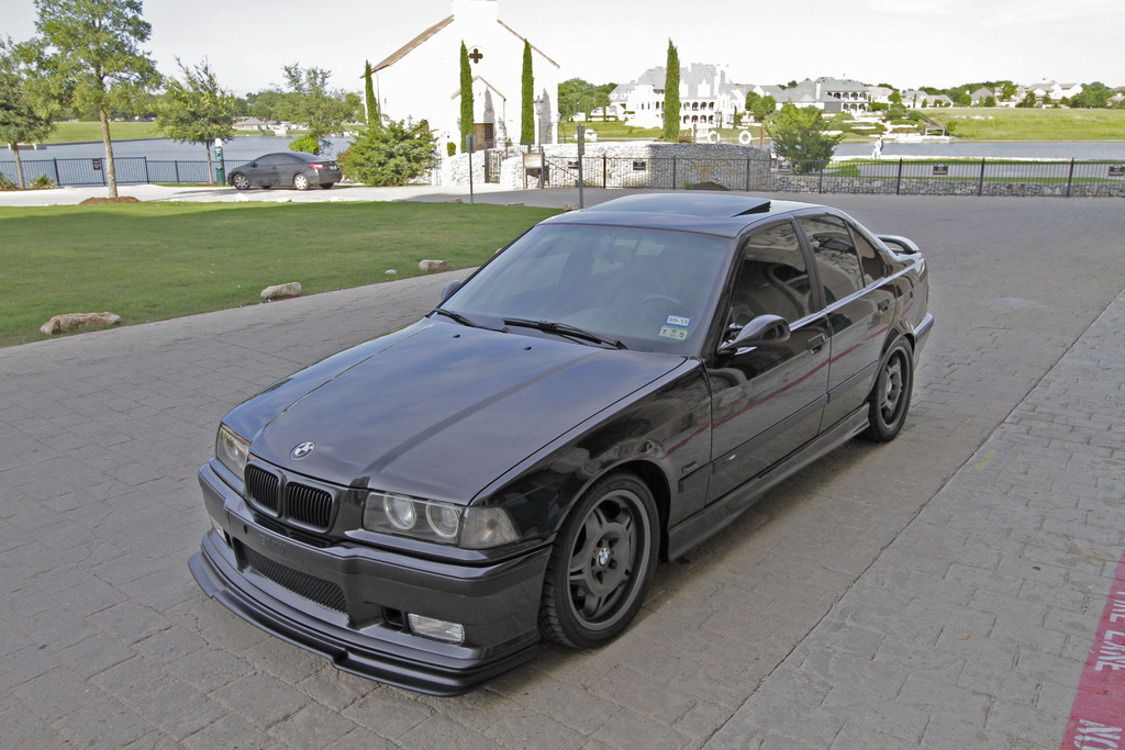 Supercharged E36 M3 – Spectacularly Clean Build