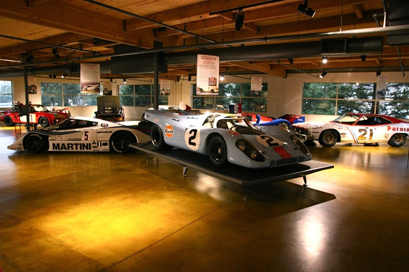 Car Heaven: Canepa Museum and Motorsport Garage
