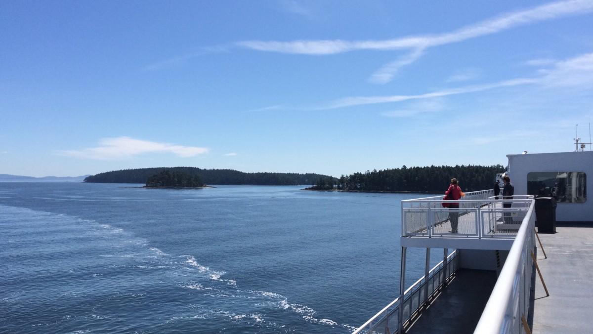 Semaine 2 : Île de Vancouver