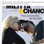 Se acabó el amor entre Militta Bora y Chano Charpentier