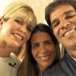 Karina Rabolini, de novia con un ex vocero de Scioli
