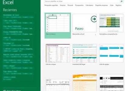 Excel y su fácil forma de trabajo