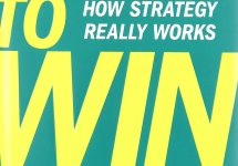 Playing To Win: How Strategy Really Works Cover