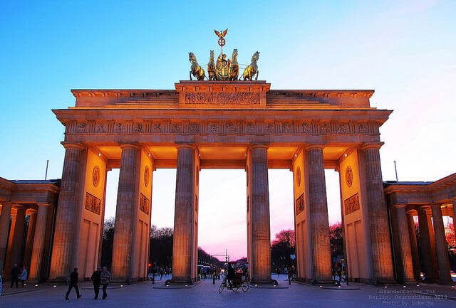 Berlin - Startup hub