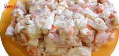 Palitos de cangrejo remojados 1