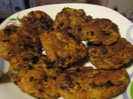 Buñuelos de berengena (Frittelle de Melanzane)