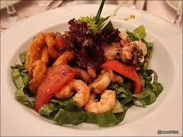 ensalada del mar