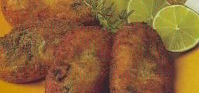 Croquetas de espinacas