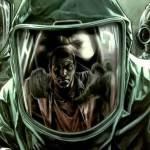 Versión ilustrada de 'The Stand', de Stephen King. Imagen: Marvel Comics.