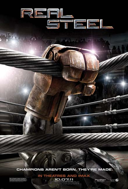 Poster do filme Guerreiro de Aço