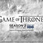 Assista ao novo trailer da segunda temporada de Game of Thrones