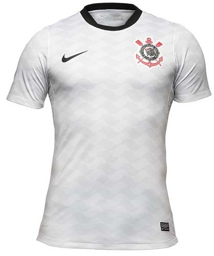 As novas camisas do Corinthians para 2012