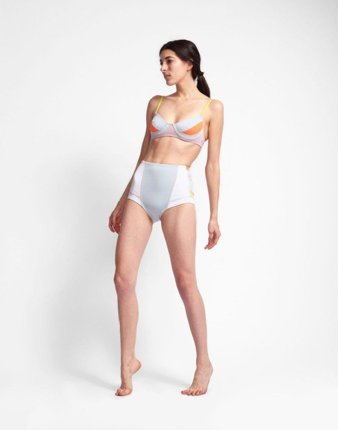 high waisted bikini enza essentials beauty bblogger swim styles