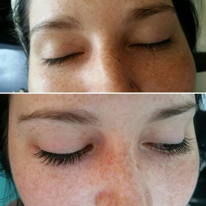 eyelash extensions before and after enza beautiful beauty essentials bblogger blogger