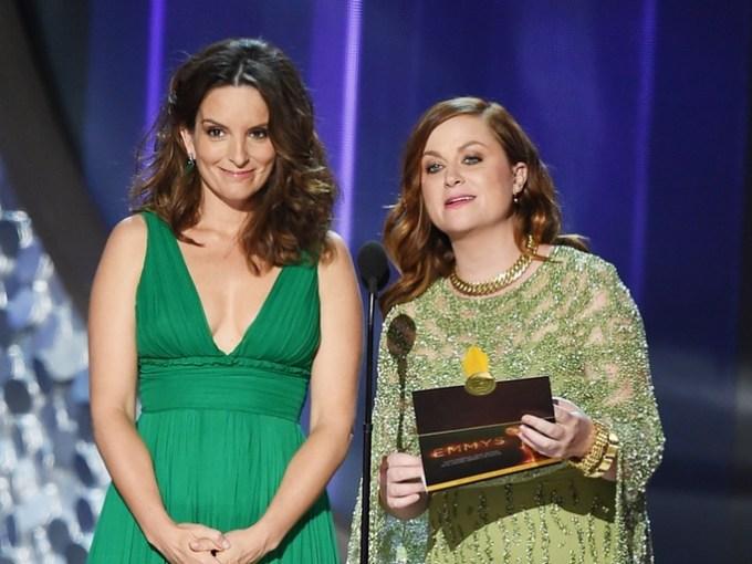 tina-fey-amy-poehler, 2016 Emmy Awards