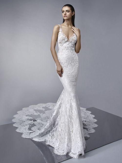 Distinguished Enzoani 2018 Pro Masha Fro Web 1064 1418 80 Int S C1 Mermaid Wedding Dresses Under 1000 Helenebridalsilhouettemermaid Wedding Dresses