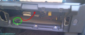 rover 75 glovebox socket