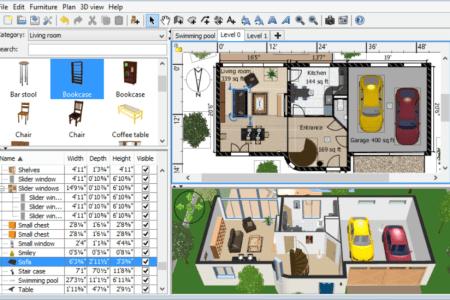 interior design software
