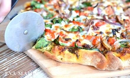 Super Aegean Pizza