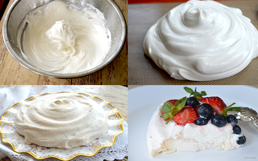 pavlova-with berries 2