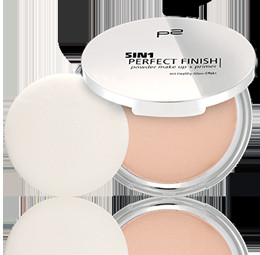 5in1 perfect finish powder make up + primer
