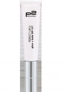 perfect lips gloss + balm SPF 15
