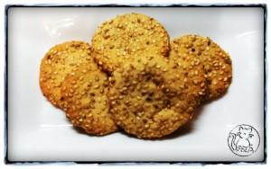 04 Erdnussbutter-Sesam-Plätzchen
